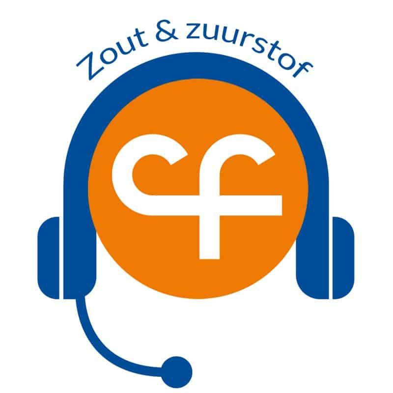 Podcast logo Zout & Zuurstof